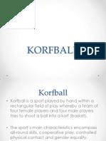 KORF BALL