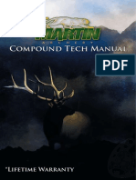 Martin Archery - Compound Bow Tech Manual (2006)