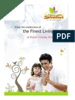 elegant splendour brochure