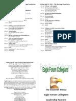 EF CLS Program '09