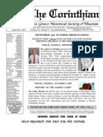 The Corinthian September 2007