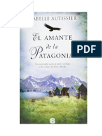 Autissier Isabelle - El Amante de La Patagonia