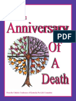 9 Anniversary Death