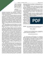 LEY 33-2003 3 NOVIEMBRE PATRIMONIO ADMINISTRACIONES PÚBLICAS