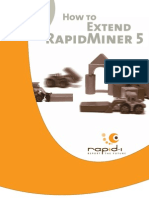How to Extend RapidMiner 5