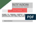 Estudio de Viabilidad CV-50 Tramo Ch