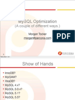 MySQL 优化