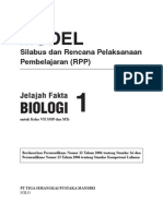 RPP Fakta Biologi SMP 1