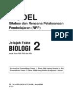 RPP Fakta Biologi SMP 2