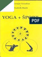 Yesudian, Selvarajan i Haich, Elizabeth - Yoga i Sport
