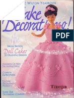 Wilton - 2002 Wilton Yearbook~Cake Decorating