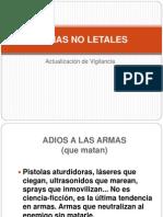 Armas No Letales