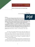 La autoficción en El desbarrancadero de Fernando Vallejo. Julia Musitano.