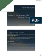 U1_Introduccion BdeD-2013