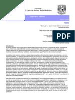 Seminario el ejercicio actual de la medicina - Los errores medicos.docx