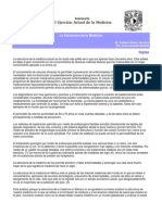 Seminario el ejercicio actual de la medicina - La Estructura de la Medicina.docx