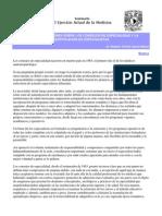 Seminario el ejercicio actual de la medicina - Reflexion sobre Consejos y Certificacion.docx