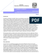 Seminario el ejercicio actual de la medicina - El Medico y la Muerte.docx