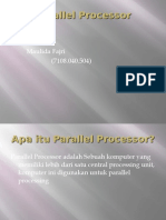 Parallel Processor