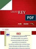 Calidad - Grupo Rey