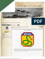 Láminas-Fuerza Expedicionaria Brasileña (FEB)
