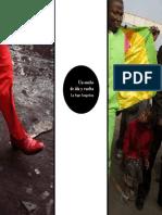 """Catálogo de la exposición """"Un sueño de ida y vuelta. La SAPE Congolesa"""""""