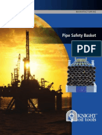 pipe basket brochure