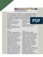 O Santo Rosário em Português e em Latim