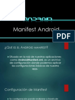 Manifest Android