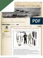 Láminas-Uniformes de los US Marine Corps (Raiders 1942-43)