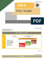 Ética y Valores I con competencias