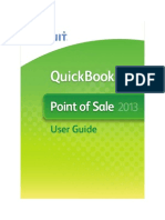 QuickBooks Point of Sale 2013 Official Guide