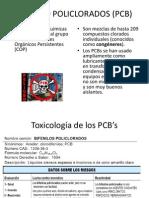 Bifenilo Policlorados (Pcb)