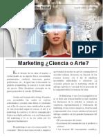 Marketing Ciencia o Arte Por Yulimar Jimenez