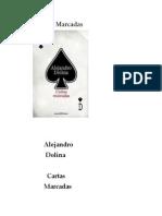 Cartas Marcadas - Alejandro Dolina