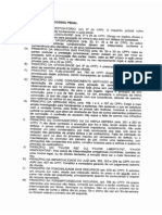 Princípios do Processo Penal
