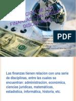 1.2 Relacion de Las Finanzas Con Otras Disciplinas