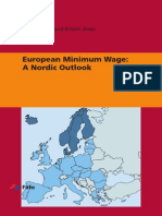 European Minimum Wage - A Nordic Outlook