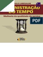 Administração do Tempo - Paulo Roberto Labegalini.epub