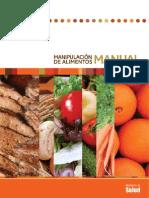 Manipulacion Alimentos OPS
