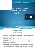 teoriaclassicadaadministracaodefayol-100924225110-phpapp01