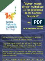 Semana de la Ciencia y la tecnología 2013.doc