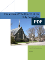 The Vision of the Church of the Holy Comforter