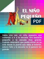 EL NIÑO PEQUEÑO