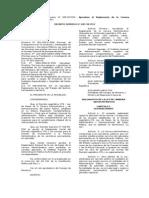 Ds n005 90 Pcm Reglamento de 276
