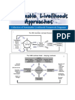 Livelihood Framework Models -Collection of Framework Diagrams