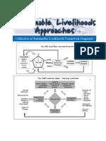 Livelihood Framework Models -Collection of Framework Diagrams
