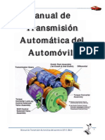 Manual de sistema de transmisión Automática2