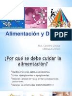 Alimentación y DIABETES