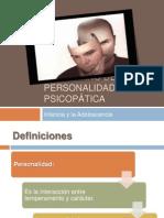 Trastorno de Personalidad Psicopática